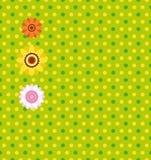 tła Easter zielony bezszwowy Zdjęcie Stock