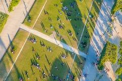 Été en parc Photographie stock libre de droits