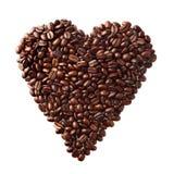 tła fasoli coffe Obraz Royalty Free