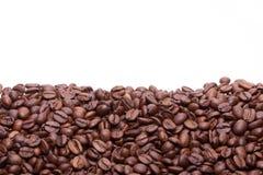 tła fasoli kawa piec Fotografia Stock