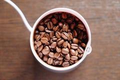 tła fasoli kawy ilustracja Zdjęcie Royalty Free