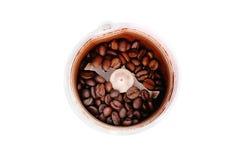 tła fasoli kawy ilustracja Obraz Royalty Free