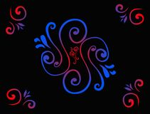 tła flourist zdjęcie royalty free