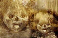 tła grunge Halloween Obraz Stock