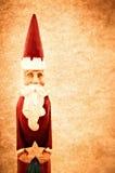 tła grunge Santa rocznik zdjęcia royalty free