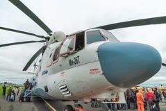 26t helikopter mi Tyumen Rosja Zdjęcia Stock