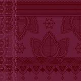 tła hindusa purpury Zdjęcie Royalty Free