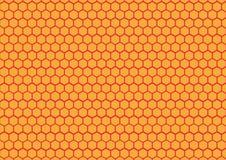 tła honeycomb tekstura Fotografia Stock