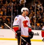 T.J. Brodie Calgary Flames Stock Photos