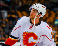 T.J. Brodie, Calgary Flames Royalty Free Stock Photography