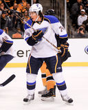 T.J. Oshie St. Louis Blues Royalty Free Stock Image