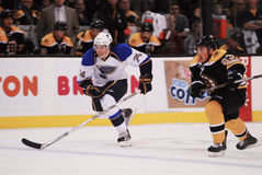 T.J. Oshie St. Louis Blues Royalty Free Stock Images