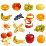 tła jagod owoc odizolowywali biel Zdjęcia Stock