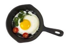 tła jajeczny target297_0_ ilustracyjny niecki biel Obrazy Stock