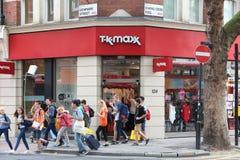 T K Maxx Stock Images