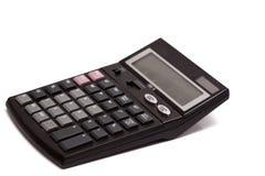tła kalkulatora biel Obraz Royalty Free