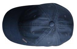 tła kapeluszu odosobniony biel Zdjęcie Stock