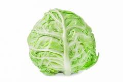 tła kapusty zieleni biel Zdjęcie Stock