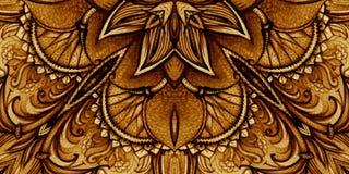 tła karcianego kwiecistego kwiatu stary petuni tekstury rocznik Retro grafika styl Zdjęcie Stock