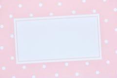 tła karcianego projekta kwiecista prezenta ilustracja twój Obrazy Royalty Free
