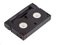 tła kasety wideo rocznika biel Zdjęcie Stock