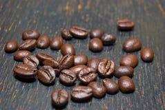 tła kawy grunge Zdjęcia Royalty Free