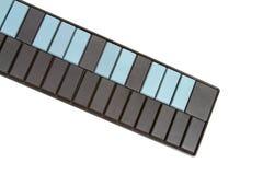tła klawiaturowy Midi usb biel Zdjęcia Stock