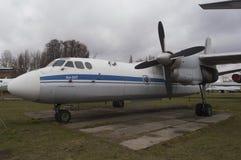 An-24T koli sowieci samolot Obraz Stock