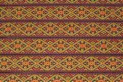 tła kolorowy ilustracyjny ornamentu wektor Fotografia Stock