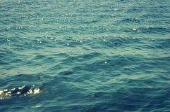 tła koloru ilustraci wzoru bezszwowa wektoru woda Obrazy Stock