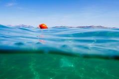 tła koloru ilustraci wzoru bezszwowa wektoru woda Zdjęcie Royalty Free