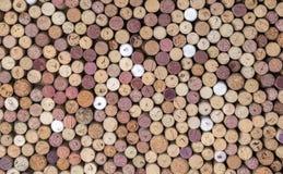 tła korków wino Zdjęcie Royalty Free