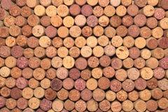 tła korków wino Obraz Stock
