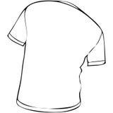 T koszula Obraz Royalty Free