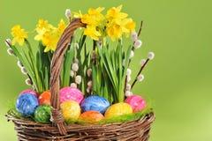 tła koszykowy Easter astronautyczny tekst Zdjęcia Royalty Free