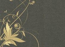 tła kwiatu grey Obrazy Stock