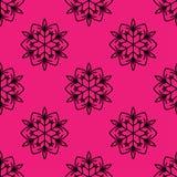 tła kwiatu wzór bezszwowy Zdjęcie Royalty Free