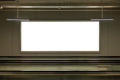 Tła LCD wielka reklama Obraz Stock