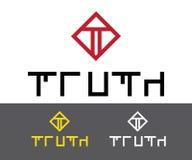 T Logo Set Illustration de Vecteur