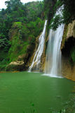 T Lor Su waterfall,Um Phang,Tak,Thailand Royalty Free Stock Photography