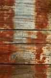 tła lufowa desek rdza Zdjęcia Stock