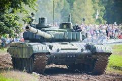 T72-M4cz, carro armato Fotografia Stock Libera da Diritti