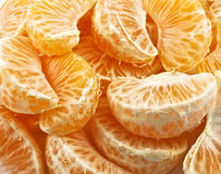 tła mandarine Obrazy Royalty Free