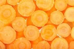 tła marchewek tekstura Obraz Royalty Free