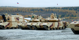 T-90MC Russian main battle tank Royalty Free Stock Photo