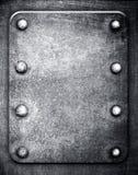 tła metalu wzór Zdjęcia Stock