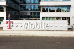 T-mobiel Royalty-vrije Stock Afbeelding