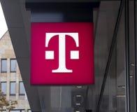 T-Mobile Imagen de archivo libre de regalías