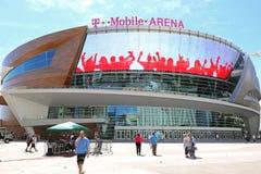 T-Mobile arena Royaltyfria Bilder