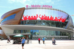 T-Mobile Arena Royalty Free Stock Images